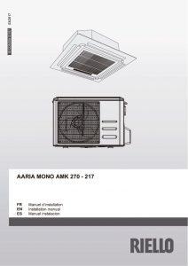 thumbnail of Instalacion_Cassette (270-217)_r410A_16122500A12197-IOM (Riello)_2017_03_Cassette(270-217)